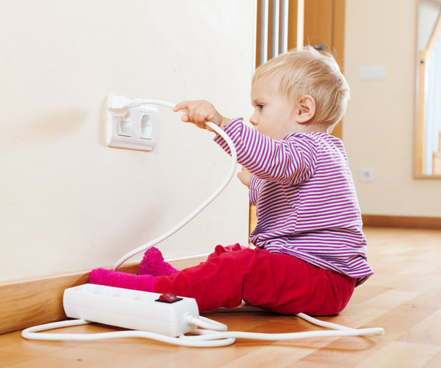 Child-Proofing 101 for New Parents